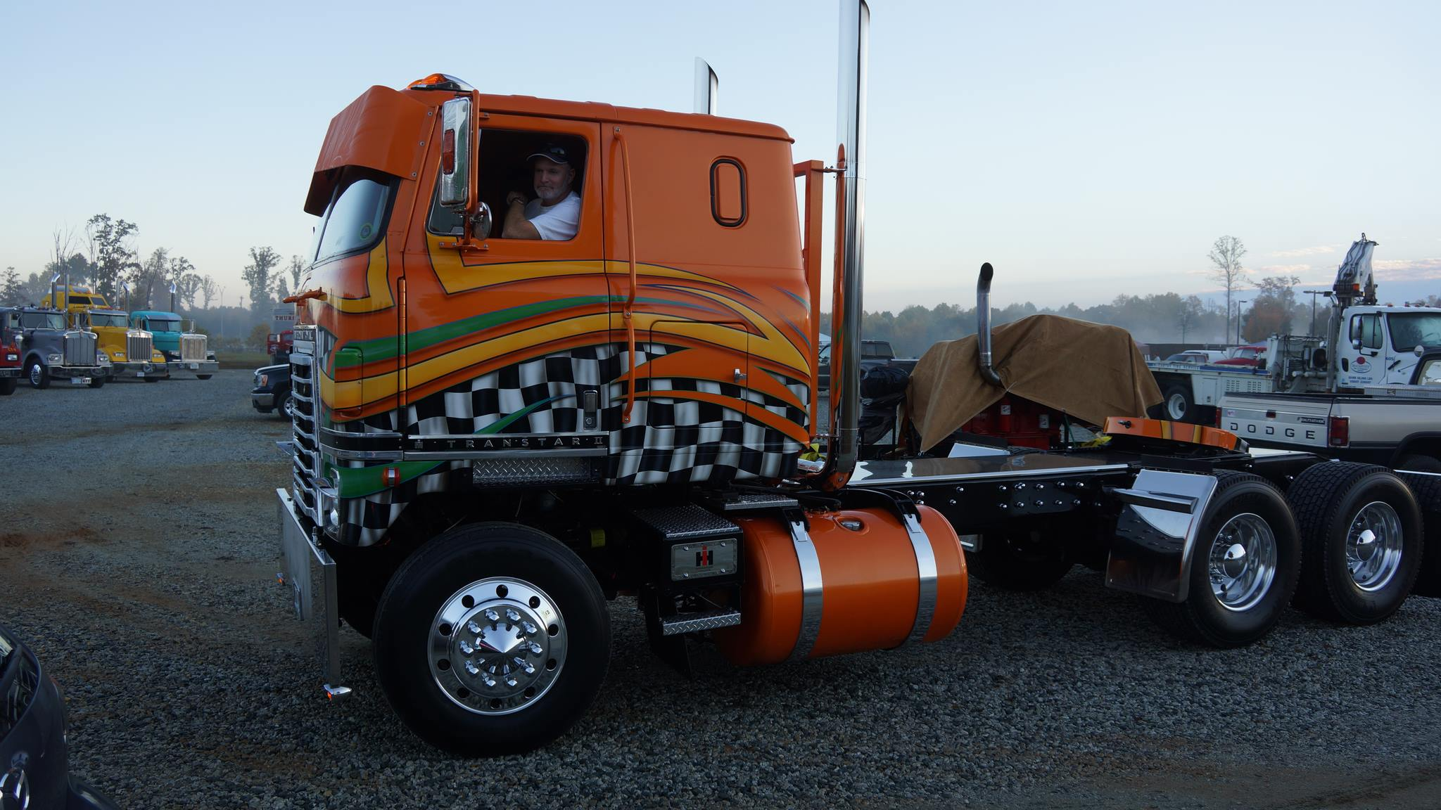 Truckshow1 for American second harvest