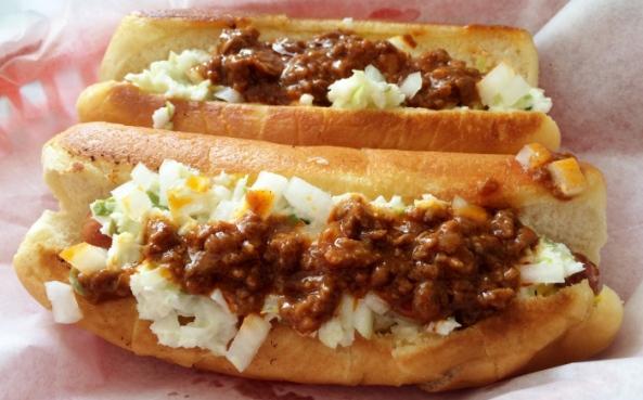 Winston Salem Hot Dogs