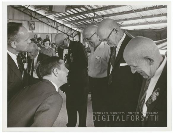 baldest man contest