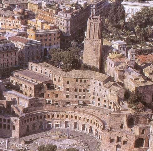 Trajan'sMarket