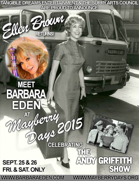 barbara eden website