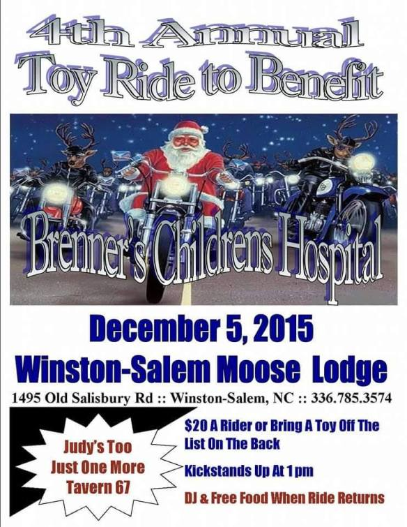 moose lodge toy run
